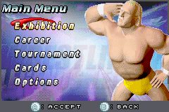 Legends of Wrestling II Screenshot 3