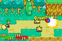 Mario & Luigi RPG Screenshot 1