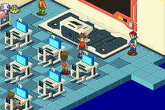 Mega Man Battle Network 2 Screenshot 1