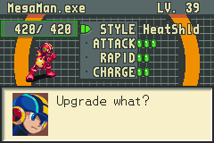 Mega Man Battle Network 2 Screenthot 2