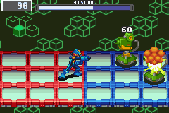 Megaman Battle Network 3 Blue Screenshot 3