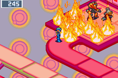 Megaman Battle Network 4 Blue Moon