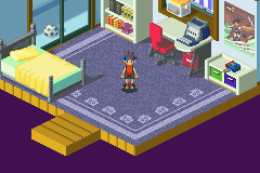 Mega Man Battle Network Screenshot 1