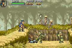 Metal Slug Advance Screenshot 1
