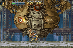 Metal Slug Advance Screenthot 2