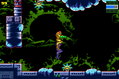 Play metroid zero mission online gba game rom game boy advance