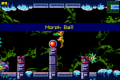 Metroid - Zero Mission Screenthot 2