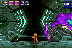 Play Metroid Fusion Debug Online GBA Rom Hack of Metroid Fusion