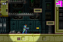Metroid Fusion Screenshot 1