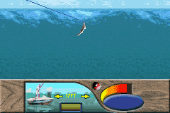 Monster! Bass Fishing Screenshot 1