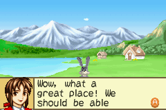 Monster Rancher Advance 2 Screenthot 2
