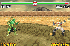Mortal Kombat - Tournament Edition Screenshot 3