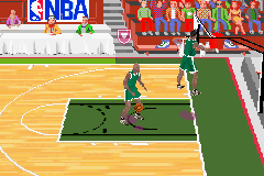 NBA Jam 2002 Screenshot 1