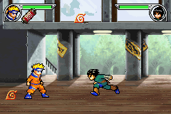 Naruto - Ninja Council 2 Screenshot 2