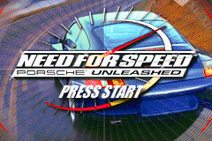 Need for Speed - Porsche Unleashed Title Screen