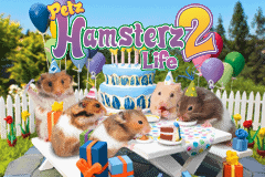 Petz - Hamsterz Life 2 Title Screen