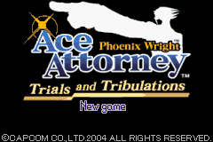 Play <b>Phoenix Wright - Ace Attorney 3 (English beta 0.03)</b> Online