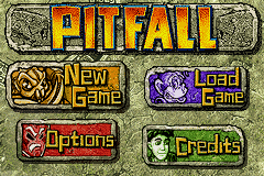 Pitfall - The Lost Expedition Screenthot 2