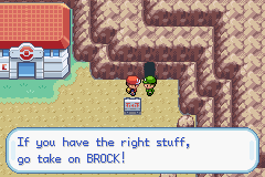 Pokemon - Yet Another Fire Red Hack Screenthot 2