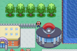 Pokemon Ash Gray (beta 2.5z) Screenshot 3