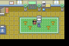 Pokemon Blue Sea Edition Screenshot 1