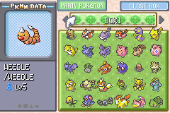 Play Pokemon Fire Red All L5 Online GBA Rom Hack of