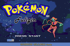 Pokemon Fuligin Title Screen