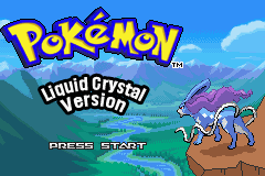 Pokemon Liquid Crystal - Game Boy Advance - Game Discussion