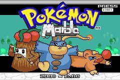 Pokemon Marble (beta 2)