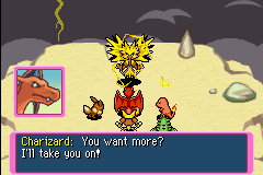 Pokemon Mystery Dungeon - Red Rescue Team Screenshot 3