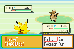 Pokemon Orange Screenshot 2