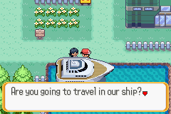 Pokemon Orange Screenshot 3