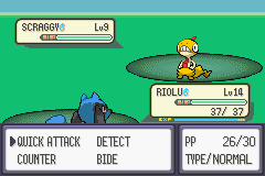 Pokemon Resolute (beta 2.2) Screenshot 1