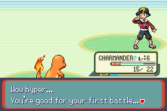 Pokemon Ruby Destiny Life of Guardians (Beta V4.3) Screenshot 2