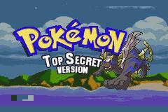 Play pokemon top secret beta 1 5 online gba rom hack of pokemon fire