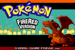 Pokemon Turquoise (beta 1.2) Title Screen