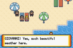 Pokemon Turquoise (beta 1.2) Screenshot 3