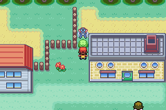 Pokemon Waterfall (beta) Screenshot 3