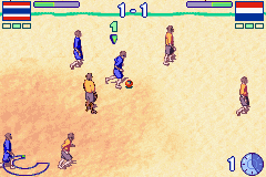 Pro Beach Soccer Screenshot 2