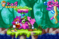 Rayman Advance Screenshot 1