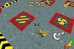 Robot Wars - Extreme Destruction Screenshot 2