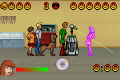 Scooby-Doo and the Cyber Chase Screenshot 2