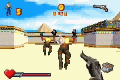 Serious Sam Advance Screenshot 2