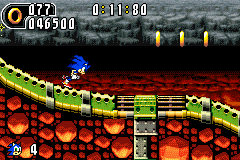 Sonic Advance 2 Screenshot 3