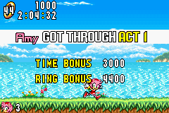 Sonic Advance Screenshot 3