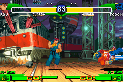 Street Fighter Alpha 3 Screenshot 1