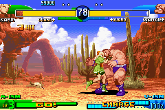 Street Fighter Alpha 3 Screenshot 3