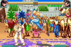 Super Street Fighter II X - Revival Screenshot 1