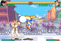 Super Street Fighter II X - Revival Screenthot 2