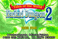 Tales of the World - Narikiri Dungeon 2 (english translation v1.42)